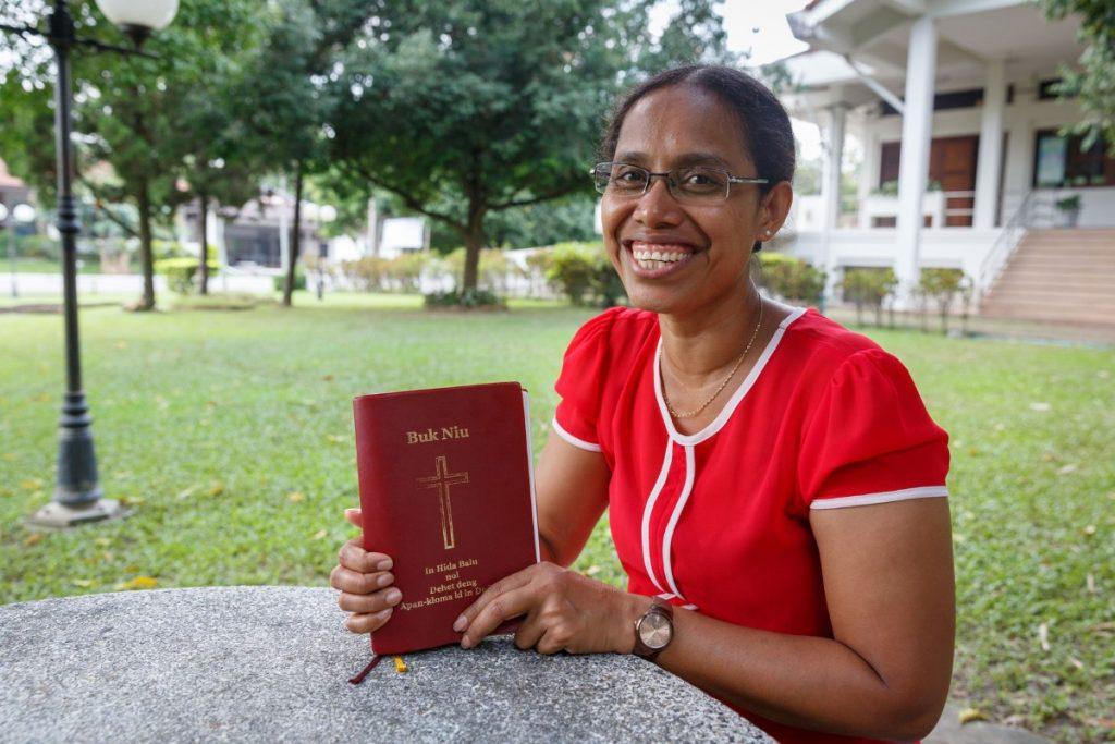 Helong East Timor